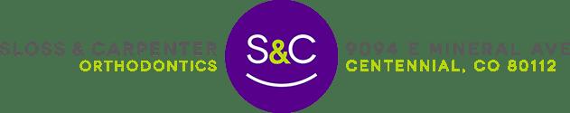 Sloss & Carpenter Orthodontics In Centennial Logo